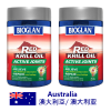 Bioglan Red Krill Oil Active Joints 60 Capsules X 2