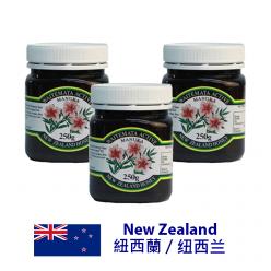 DFF2U WAITEMATA 麥盧卡蜂蜜 UMF ® 5+ (250克X3)