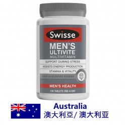 DFF2U Swisse Men's Ultivite 120 Tablets