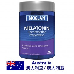 DFF2U Bioglan Melatonin 90 Tablets (Homeopathic Formula)