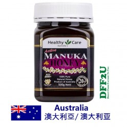 Health Care Manuka honey MGO400 +20 +500 g