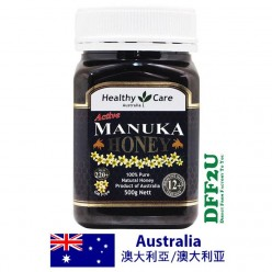 Healthy Care Manuka Honey MGO 220+ 12+ 500g