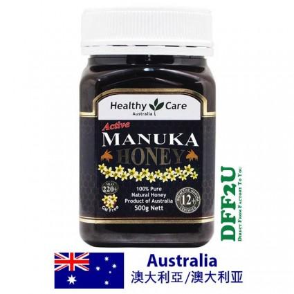 Healthy Care Manuka Honey MGO 220+ 12+ 500g
