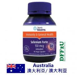 DFF2U Blooms Selenium Forte 150mcg 90 Capsules