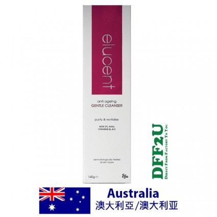 Elucent Anti Ageing Gentle Cleanser 145ml