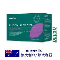 DFF2U Melrose Essential Nutrients Balanced & Lean 30 x 3g