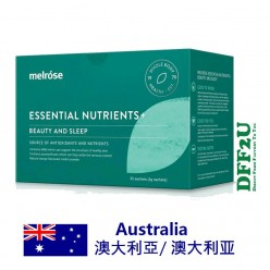 DFF2U Melrose Essential Nutrients Beauty & Sleep 30 x 4g