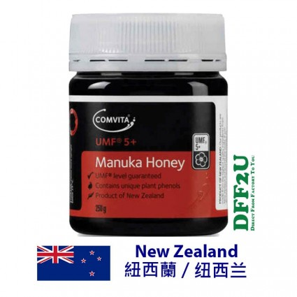 Comvita Active 5+ Manuka Honey 250g