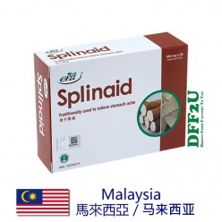 ERA HERBAL SPLINAID - 30 Capsules