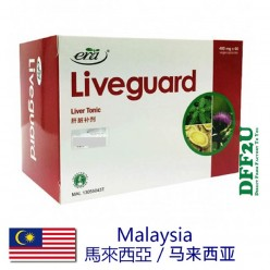 ERA HERBAL LIVEGUARD - 60 Capsules