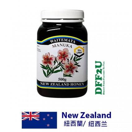 WAITEMATA Manuka Honey UMF ® 15+ (500g)
