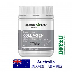 DFF2U Healthy Care Bioactive Collagen 60 Tablets