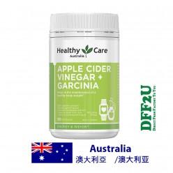 DFF2U Healthy Care Apple Cider Vinegar + Garcinia -90 Capsules