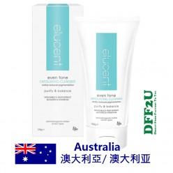DFF2U Elucent均勻膚色去角質潔面乳150克