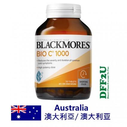 DFF2U Blackmores Bio C 1000mg 150 Tablets Vitamin C
