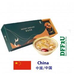 DFF2U 拾花记红枣藜麦即食花胶 -150克 x 3 碗