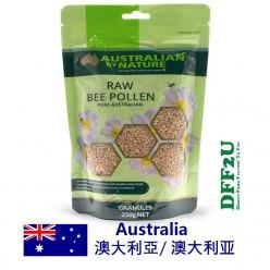 DFF2U Australian by Nature Raw Bee Pollen Granules 250g