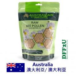 DFF2U Australian by Nature Raw Bee Pollen Granules 500g
