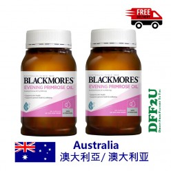 Blackmores Evening Primrose Oil 1000mg 190 Capsules X 2