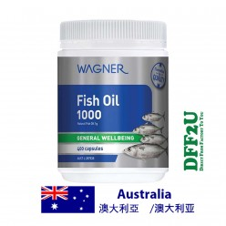 DFF2U Wagner Fish Oil 1000 - 400 Capsules