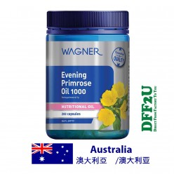 DFF2U Wagner Evening Primrose Oil 1000 - 200 Capsules