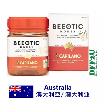 DFF2U Capilano Beeotic Honey 250g