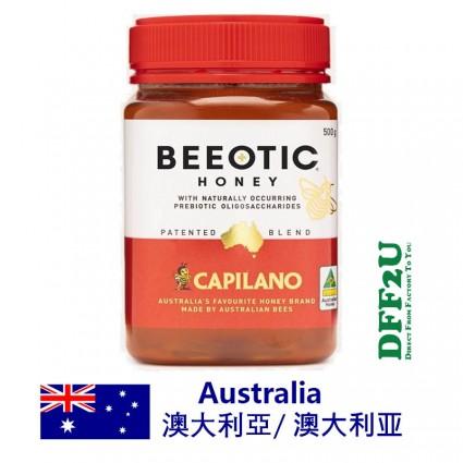 DFF2U Capilano Beeotic Honey 500g