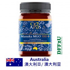 DFF2U ABs Manuka Honey MGO 100+ 500g