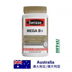 DFF2U Swisse Ultiboost Mega B + 60 Tablets