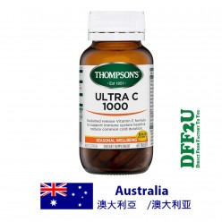 DFF2U Thompson's Ultra C 1000mg - 60 Tablets