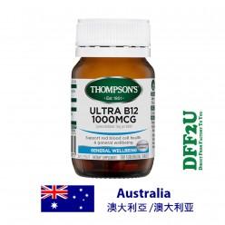 DFF2U Thompson's Ultra B12 1000mcg - 100 Tablets