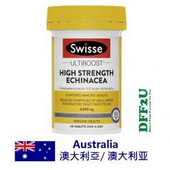 DFF2U Swisse Echinacea 60 Tablets