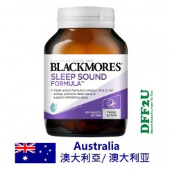 DFF2U Blackmores Sleep Sound 60 Tablets