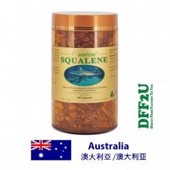 DFF2U Careline Squalene - 365 Capsules