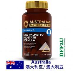 DFF2U Australian NaturalCare Saw Palmetto Prostate Formula 45 Capsules