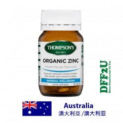 DFF2U Thompson's Organic Zinc 80 Tablets