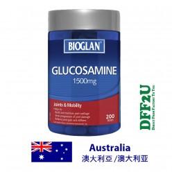DFF2U Bioglan葡萄糖胺1500毫克200粒