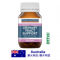 DFF2U Ethical Nutrients尿路支持180片