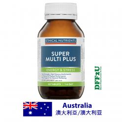 DFF2U Ethical Nutrients Super Multi Plus 60 Tablets