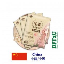 DFF2U 生姜热敷暖贴 - 10片