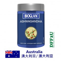 DFF2U Bioglan南非醉茄6000毫克60粒素食胶囊