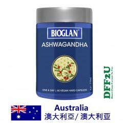 DFF2U Bioglan Ashwagandha 6000mg 60 Vegan Capsules