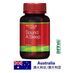 DFF2U Microgenics Sound a Sleep 60 Capsules