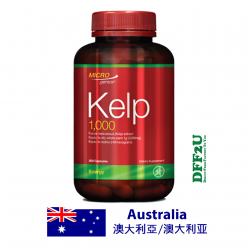 DFF2U Microgenics Kelp 1000 200 Capsules