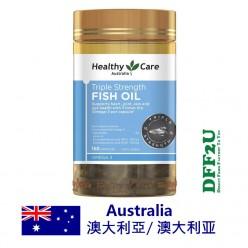 DFF2U Healthy Care Triple Strength Fish Oil -150 Capsules