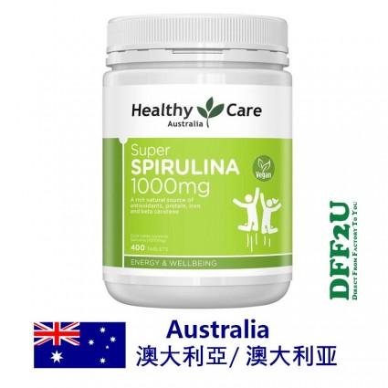 DFF2U Healthy Care超级螺旋藻400