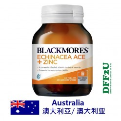 DFF2U Blackmores紫锥菊ACE +锌60片