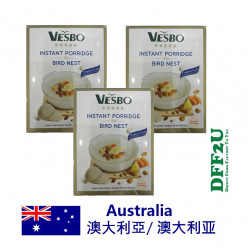 Instant Porridge with Bird Nest (Vesbo)