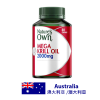 Nature's Own Mega Krill Oil 2000mg 30 Capsules
