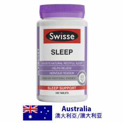 Swisse Ultiboost睡眠100片